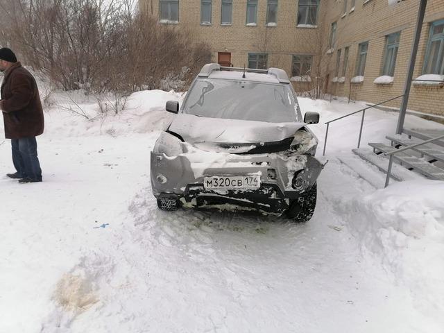 Не справился с управлением: в Челябинской области в ДТП погиб мужчина