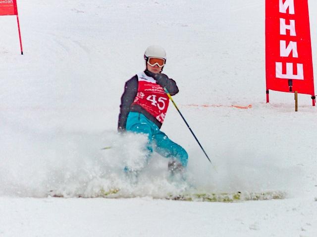 В «Солнечной долине» завершился Всероссийский фестиваль по горнолыжному спорту и сноуборду
