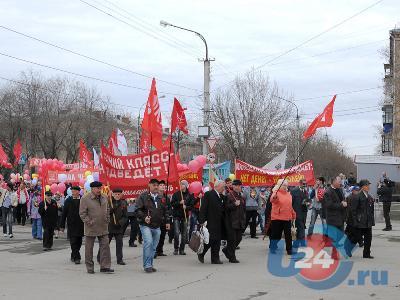 Миасцы заклеймили на митинге олигархов, коммунальщиков и местных чиновников