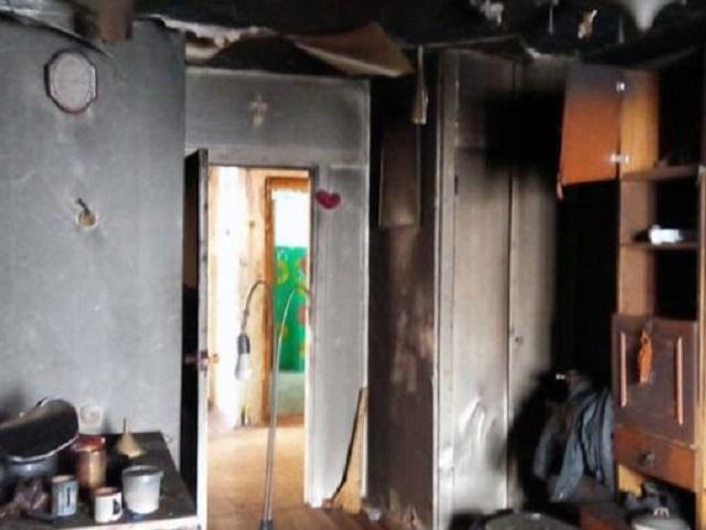 В Челябинской области погиб мужчина, живший в квартире без электричества и воды