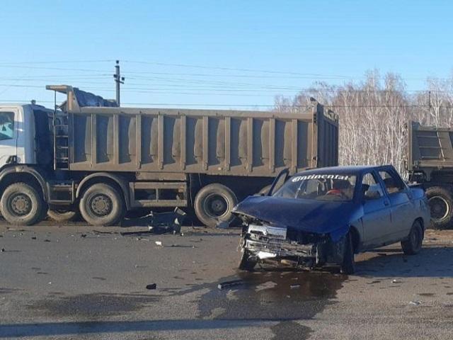 В Челябинской области в массовом ДТП один человек погиб и двое получили ранения