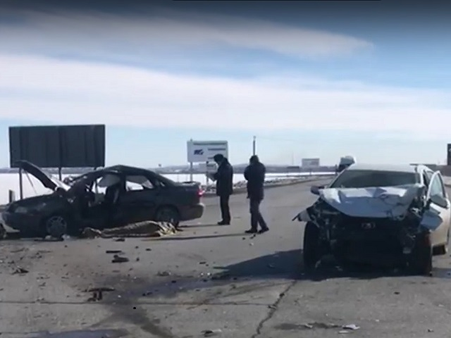 Южноуралец погиб в ДТП по дороге из аэропорта