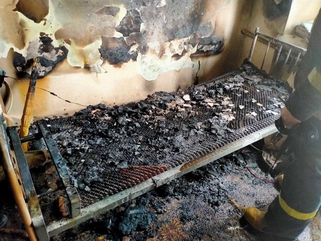 На Южном Урале из горящего здания эвакуировались более ста жильцов