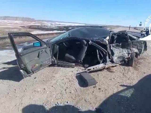 На Южном Урале в ДТП пострадали двое