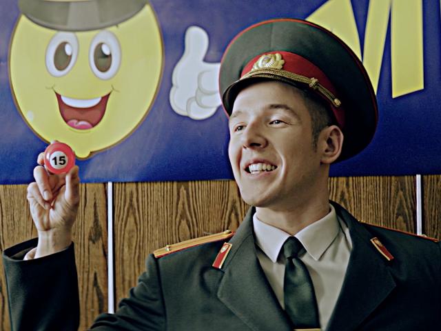Челябинцам устроили бесплатный рентген челюсти к премьере «Милиционера с Рублевки»
