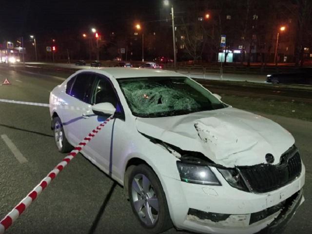 Южноуралец за рулем иномарки сбил юного пешехода