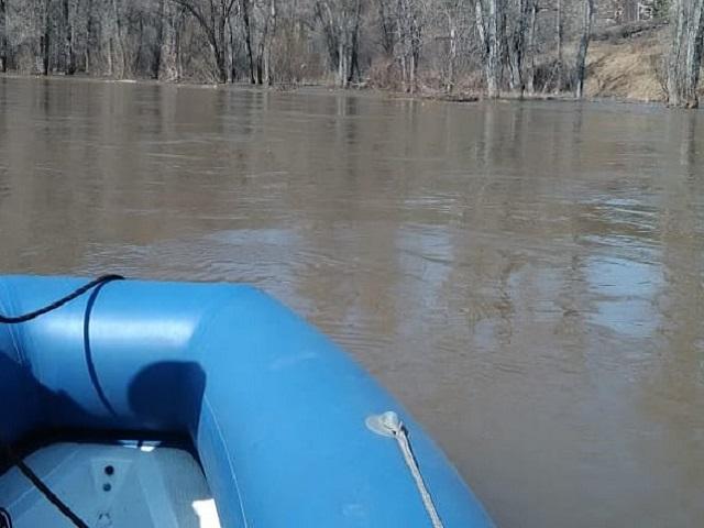 Перевернулась байдарка: на Южном Урале вторые сутки ищут пропавшего на реке мужчину
