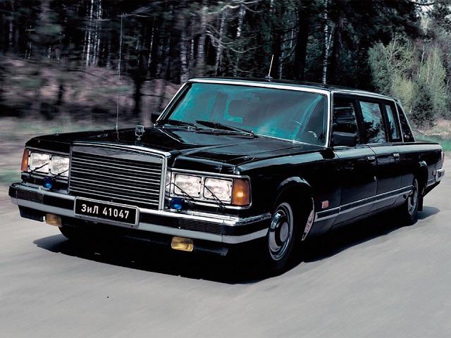 Американец продает советский лимузин за 14 млн