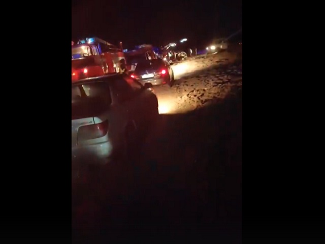 В Ашинском районе в ДТП погиб водитель иномарки