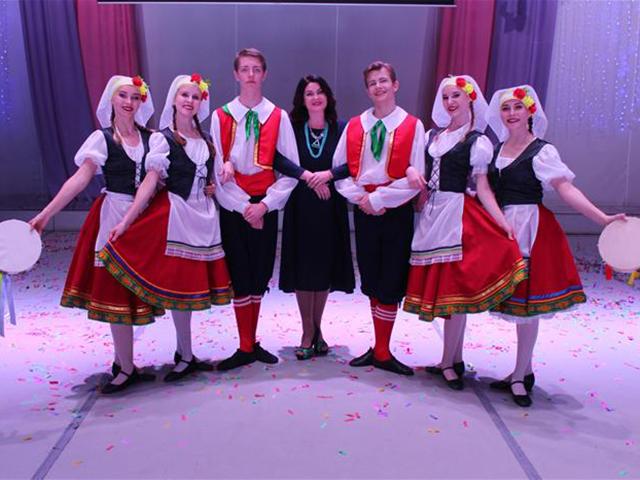 Миасские танцоры отправятся на международный конкурс