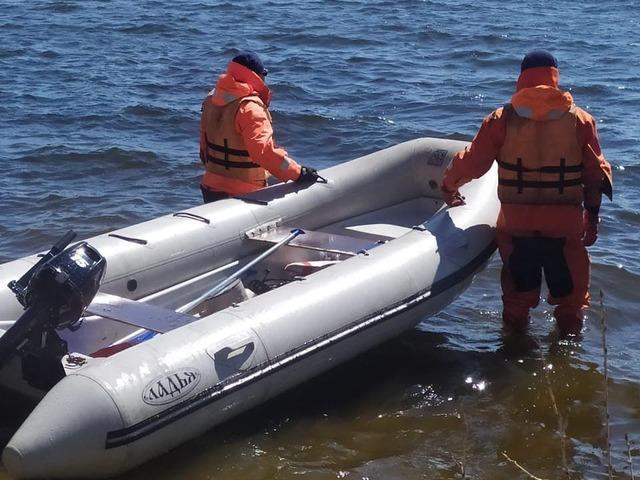 На южноуральском озере нашли тело пропавшего рыбака