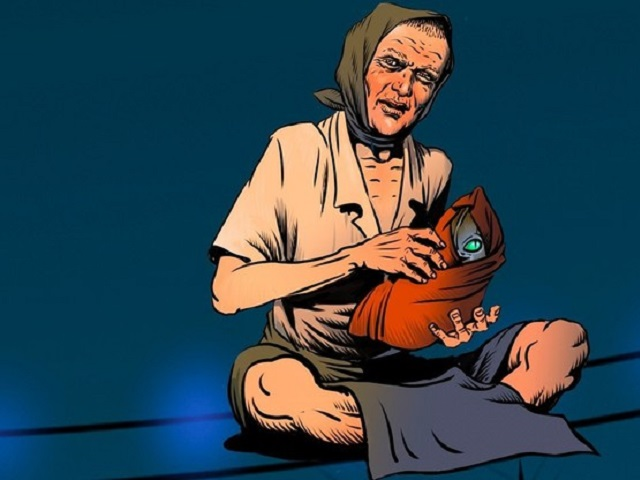Кыштымский гуманоид Алешенька стал героем комикса