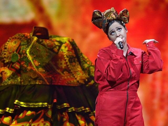 Песня российской певицы стала самой популярной на Евровидении-2021