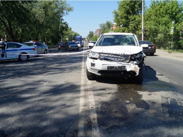 В Челябинске возбудили уголовное дело по факту массовой аварии с двумя погибшими