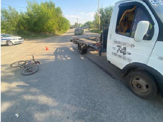 В Челябинской области школьник угодил под колеса эвакуатора