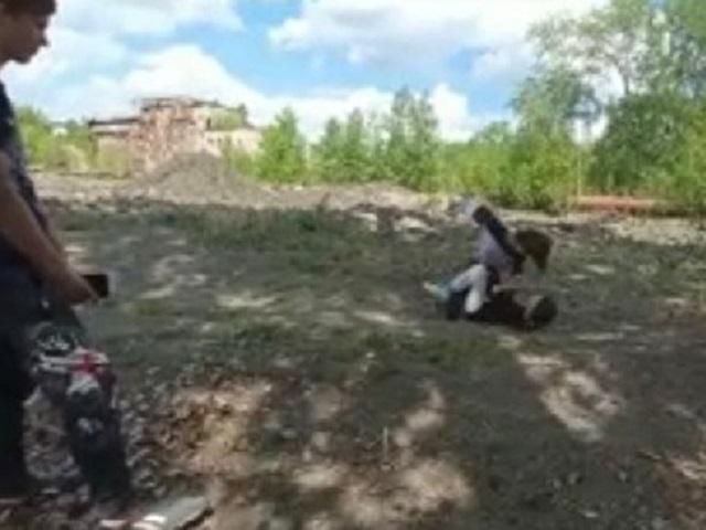 В Челябинской области проверяют видео с избиением школьницы