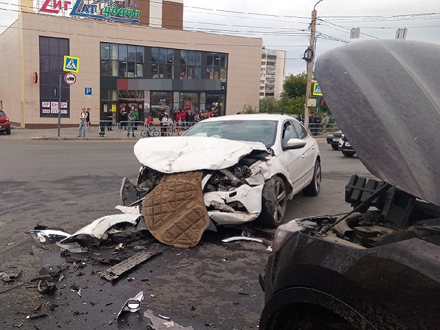 У водителя, устроившего смертельное ДТП в Челябинске, мог быть приступ эпилепсии