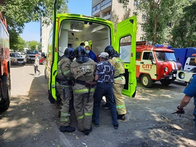 Стали известны подробности взрыва в жилом доме в Челябинской области