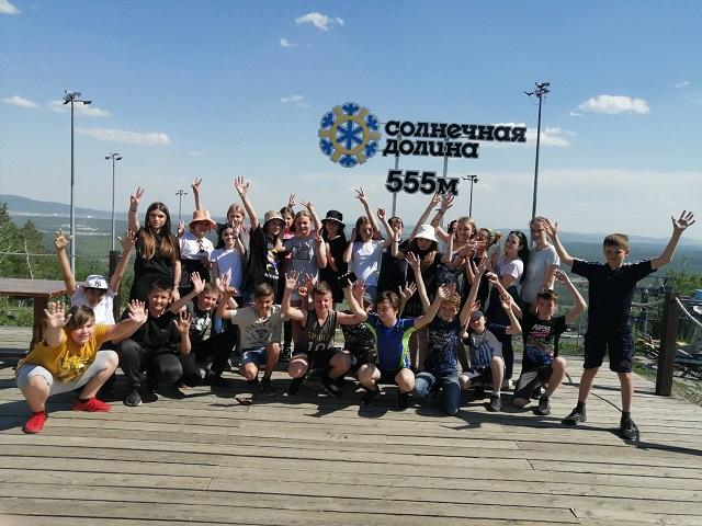 Более 500 детей посетили новый культурно-познавательный маршрут «Золотая долина»