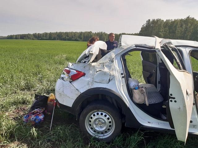 На Южном Урале произошла смертельная авария