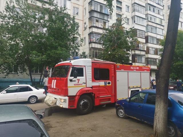 Девочки звали на помощь: на Южном Урале дети оказались в огненной ловушке