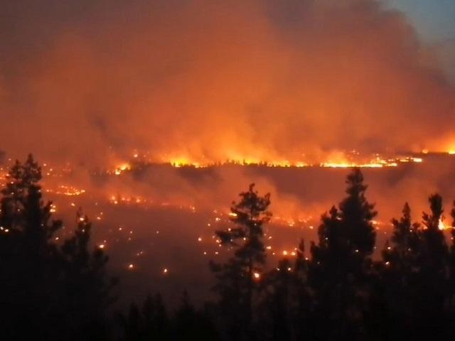 Эвакуированы два поселка: в Челябинской области огнем охвачены 14 тысяч гектаров