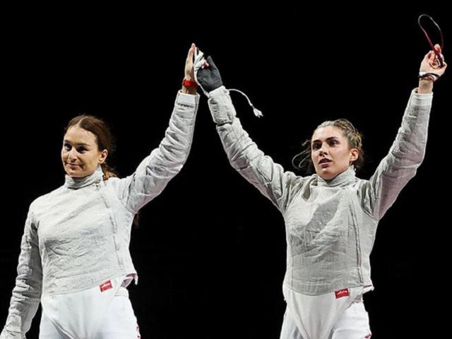 Российские саблистки завоевали медали на Олимпиаде в Токио