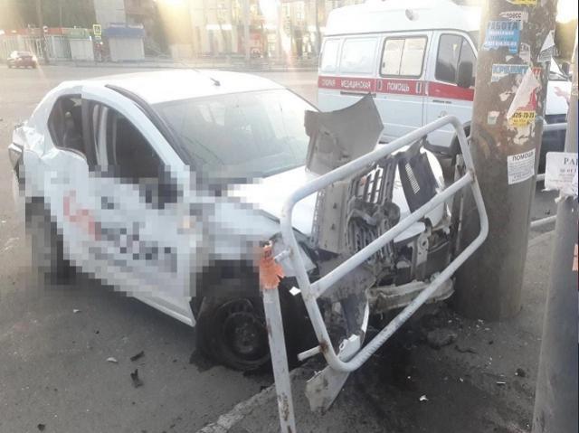 Шесть пострадавших: в Челябинской области столкнулись два автомобиля