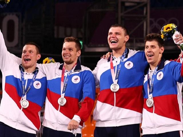 Сборная России завоевала 5 медалей в пятый соревновательный день на Олимпиаде в Токио