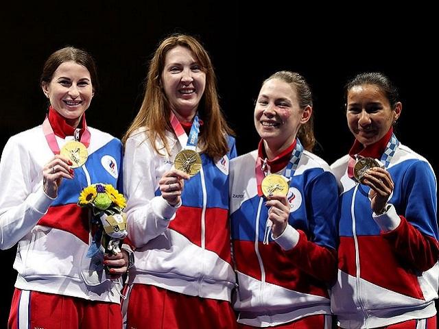 Российские спортсмены завоевали пять медалей в шестой день Олимпийских игр