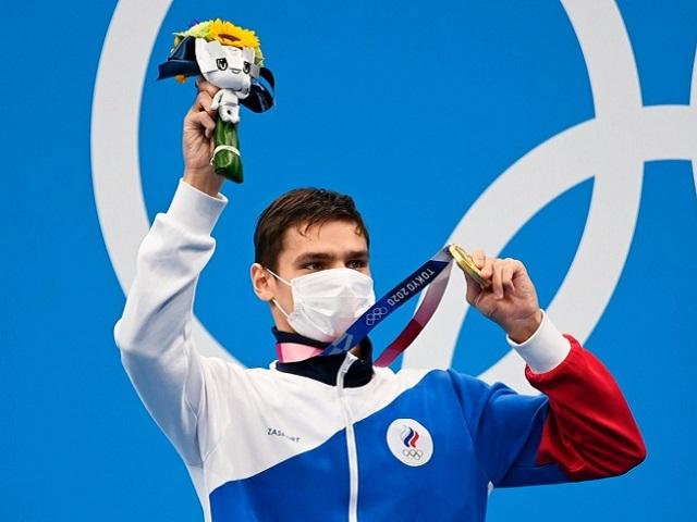Спортсмены из России завоевали еще два золота на Олимпиаде в Токио