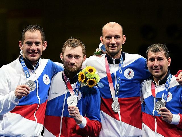 Российские спортсмены завоевали шесть наград в седьмой день Олимпийских игр в Токио