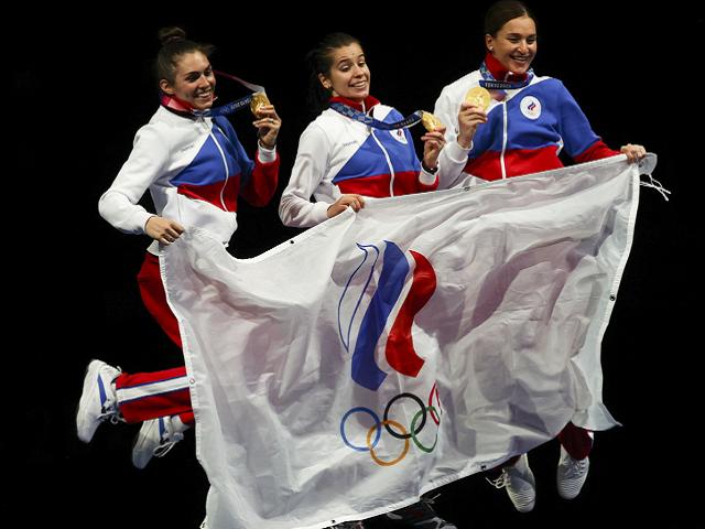 Российские спортсмены завоевали три награды в восьмой день Олимпийских игр в Токио