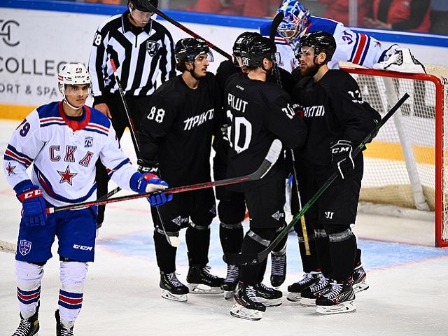 Челябинский «Трактор» победил в турнире Parimatch Sochi Hockey Open