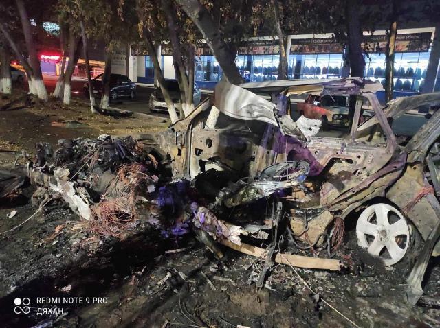Челябинец после ДТП сгорел в собственном автомобиле