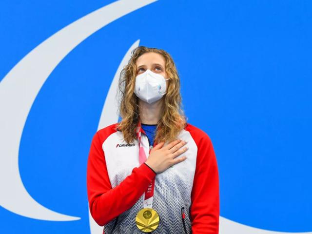 Челябинка Валерия Шабалина завоевала второе «золото» Паралимпийских игр в Токио