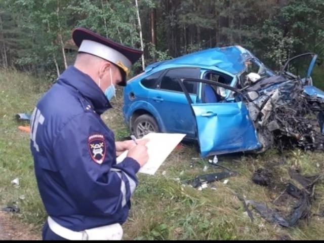 На трассе Челябинск — Екатеринбург погиб водитель иномарки