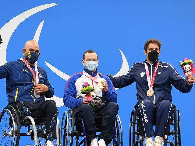 Южноуралец стал паралимпийским чемпионом в плавании с мировым рекордом