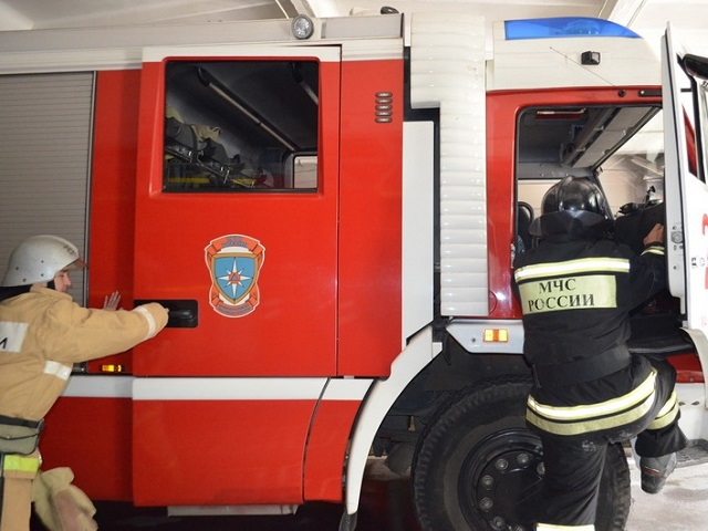 В Магнитогорске детская шалость привела к пожару
