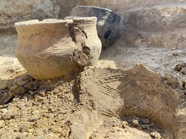 В Челябинской области раскопали детское кладбище