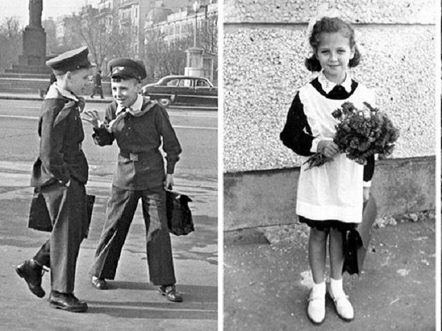 Как за 200 лет изменилась школьная форма в России