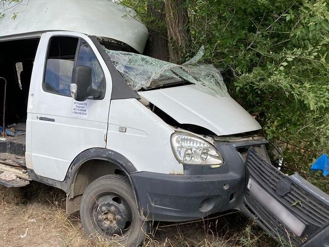 В Челябинской области возбудили уголовное дело после ДТП с маршруткой