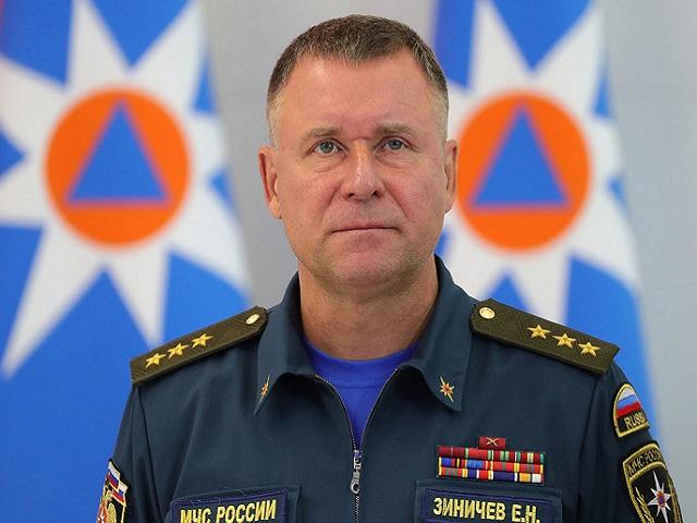 Министр МЧС России погиб, спасая человека