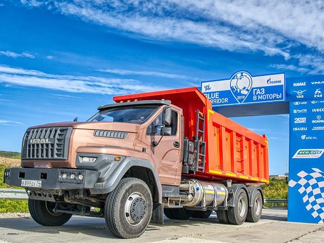 На «Урале» будет дан старт новому формату автопробега «Газ в моторы» – «Голубой коридор»