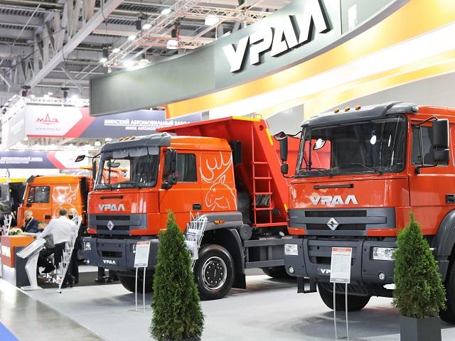 «Comtrans-2021»: АЗ «Урал» рассказал о перспективах развития