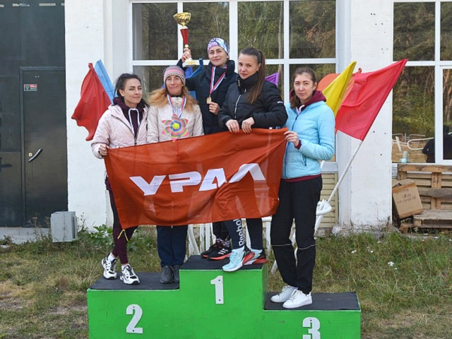 Команда АЗ «УРАЛ» – дважды бронзовый призер