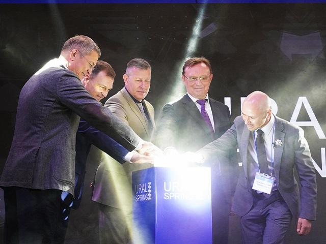 Представители АЗ «УРАЛ» приняли участие в запуске нового завода