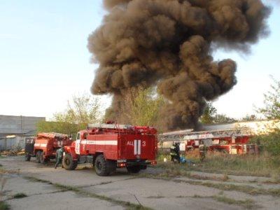 Самоотверженный пожарный предотвратил взрыв в Челябинске