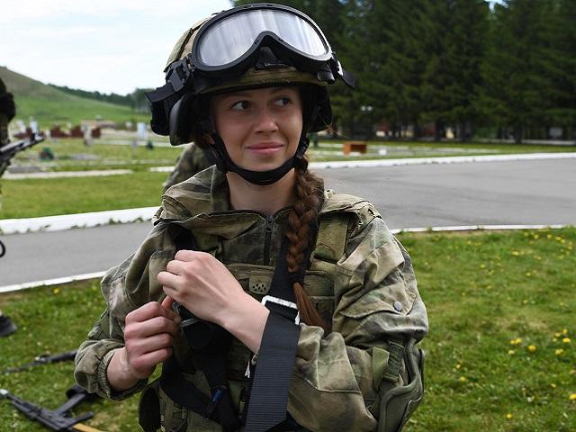 Студентка из Челябинска приняла участие в реалити-сериале «Солдатки»