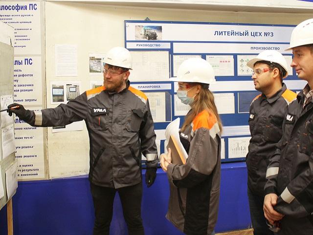 Резервисты АЗ «Урал» перешли на третий этап «БС-250»